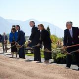 Orem Temple Groundbreaking