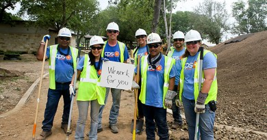 (Image) CPS Energy Employees, We Work for You