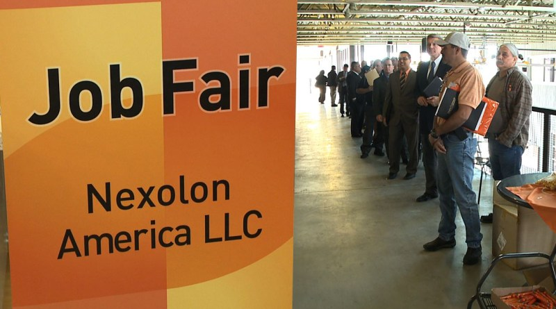 (Image) Nexolon solar jobs