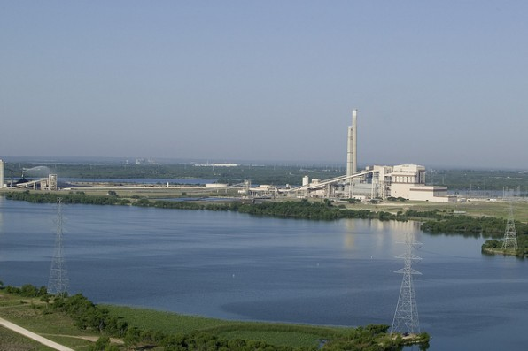 (Image) Deely Power Plant