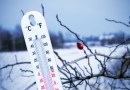 (Image) cold temperatures, thermometer