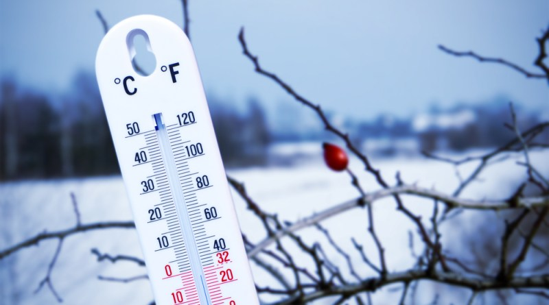 (Image) thermometer, winter, cold temperatures