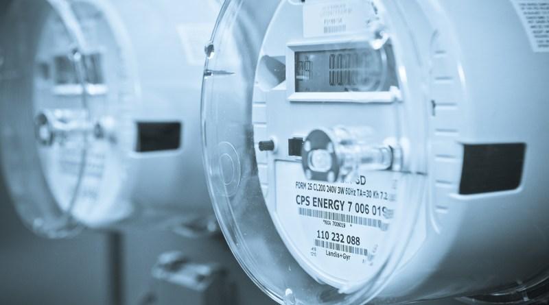 (Image) Smart meter, Smart meter installation