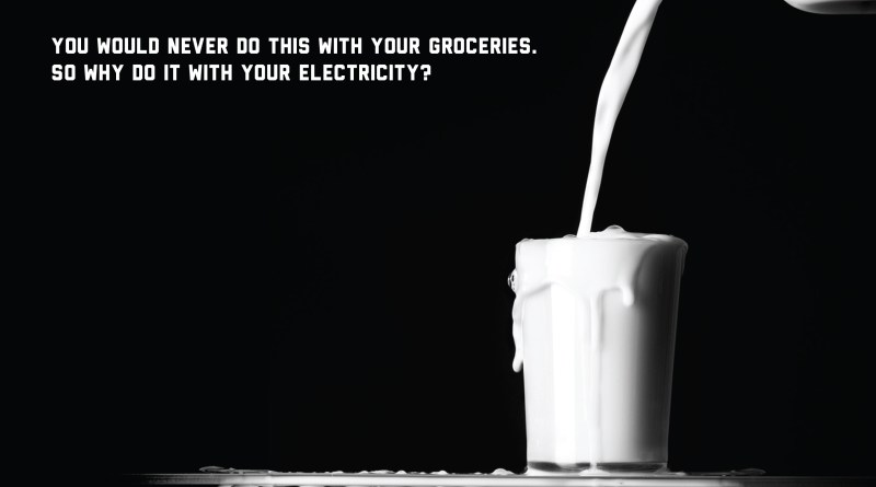 (Image) Energy Savings and Tech Tour, milk