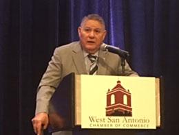 (Image) Texas Legislative Representative and CPS Energy retiree, Joe Farias