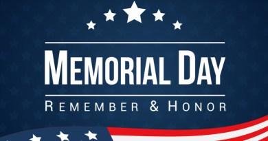 (Image) Memorial Day Remember & Honor