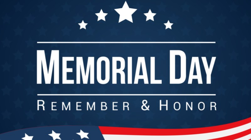 CPS ENERGY OFFICES AND SERVICE CENTERS CLOSED MEMORIAL DAY -