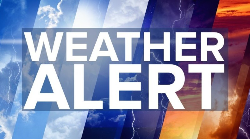 (Image) weather alert