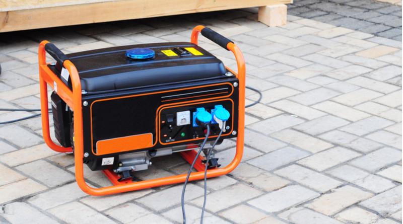 (Image) portable generator