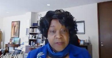Paula Gold-Williams speaking at Dentons Virtual Roundtable