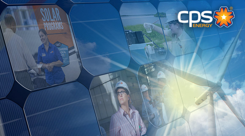 2019 CPS Energy Sustainability Report Cover