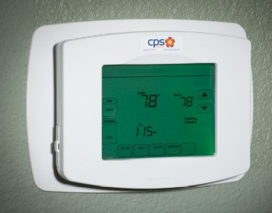 CPS Energy Residential Themostat