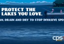 Protect the Lakes you Love graphics