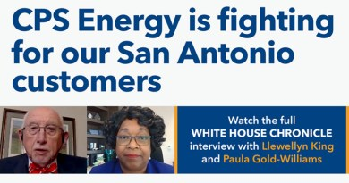 Paula Gold-Williams on White House Chronicle interview