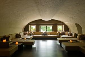 Die neue Lounge im Ganischgerhof (2008)