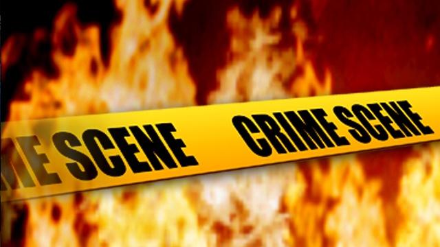 Crime Scene Fire