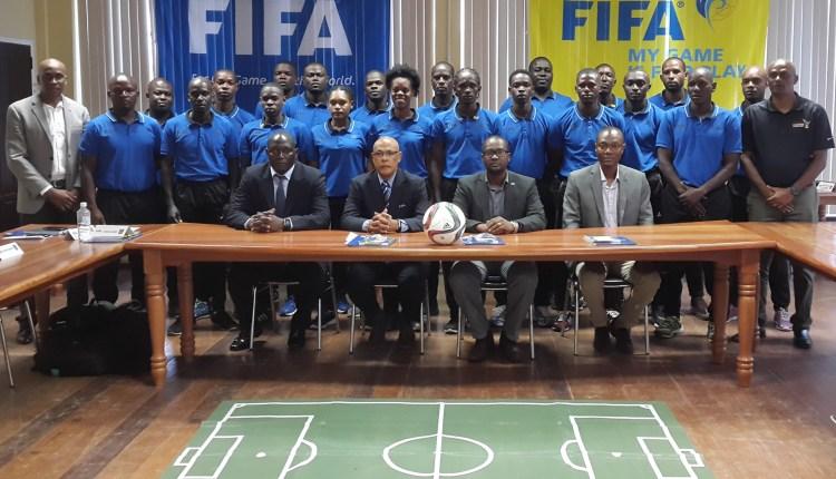 Fifa RAP programme