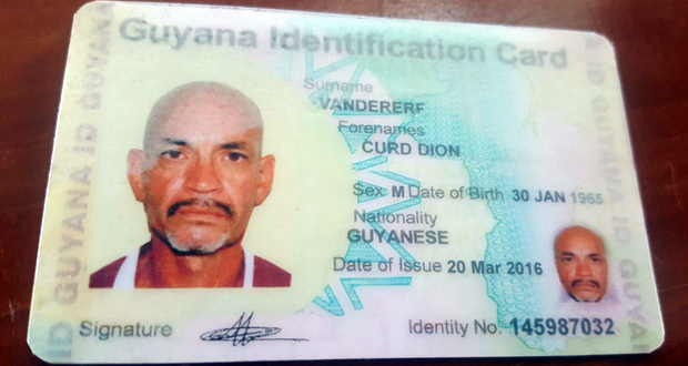 gecom confirms ppp s claims of fake id cards news room guyana