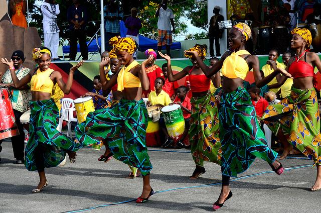 Emancipation Day Greetings – News Room Guyana