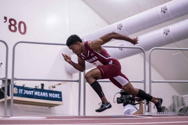 Arinze Chance, sueños en 400m y estudios 1