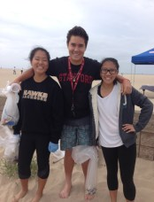 Inside the Outdoors Youth Stewardship Council in action: Laguna Hills High School students