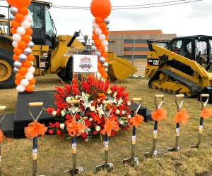 Shovels and earth-moving equipment