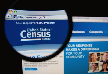 United Stated Census Bureau website