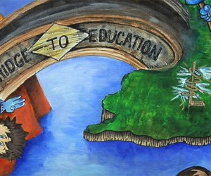 Bridge to Education artwork