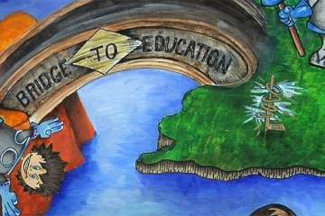Bridge to Education artwork