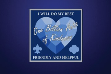 kindness patch for scouts