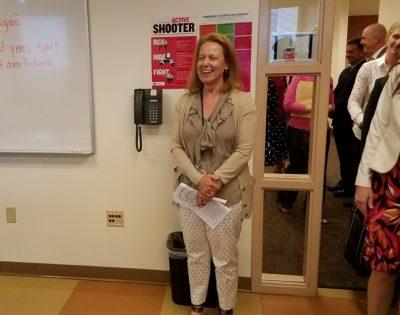 Barbara Bennett, School of Continuing Education, North Orange County Community College District