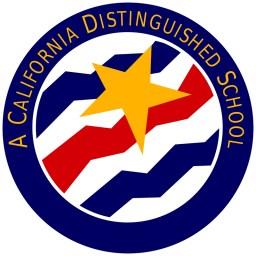 California distinguished schools logo
