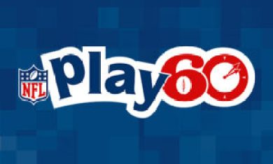 nfl play 60 logo