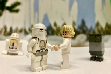Lego Star Wars figures