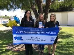 educator receives award