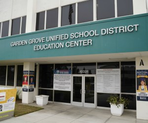Garden Grove Unified headquarters