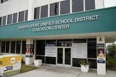 Garden Grove Unified headquarters