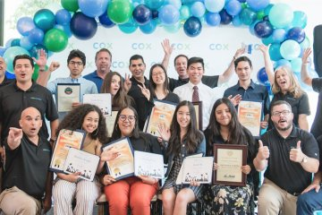 Cox Charities Scholarships
