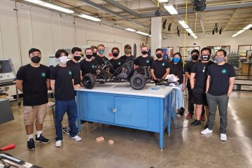 Estancia engineering students NMUSD