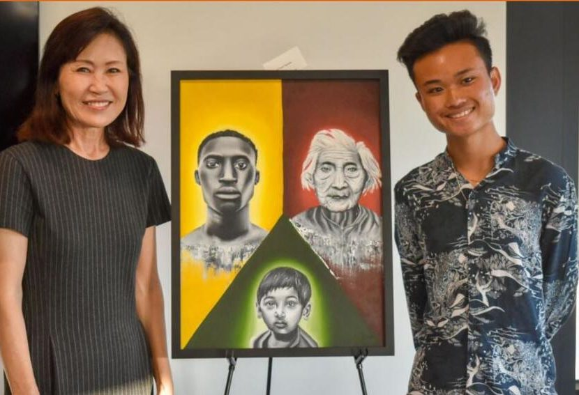 Weekly roundup: Two OC students win top honors at Congressional Art Competition; Corona del Mar senior writes book on global water crisis; and more - OCDE Newsroom