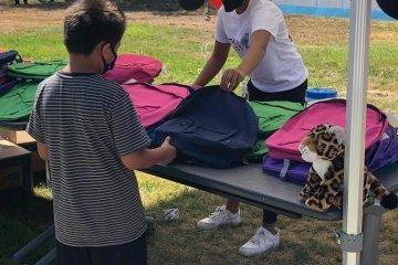 Karina's backpack project SAUSD