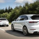 The Most Powerful Porsche Cayenne Is A Plug In Hybrid