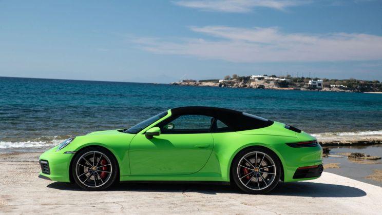 Porsche 911 Carrera S Cabriolet, 2019, Porsche AG