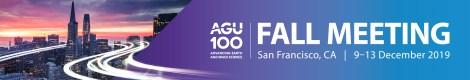 AGU 2019 Logo