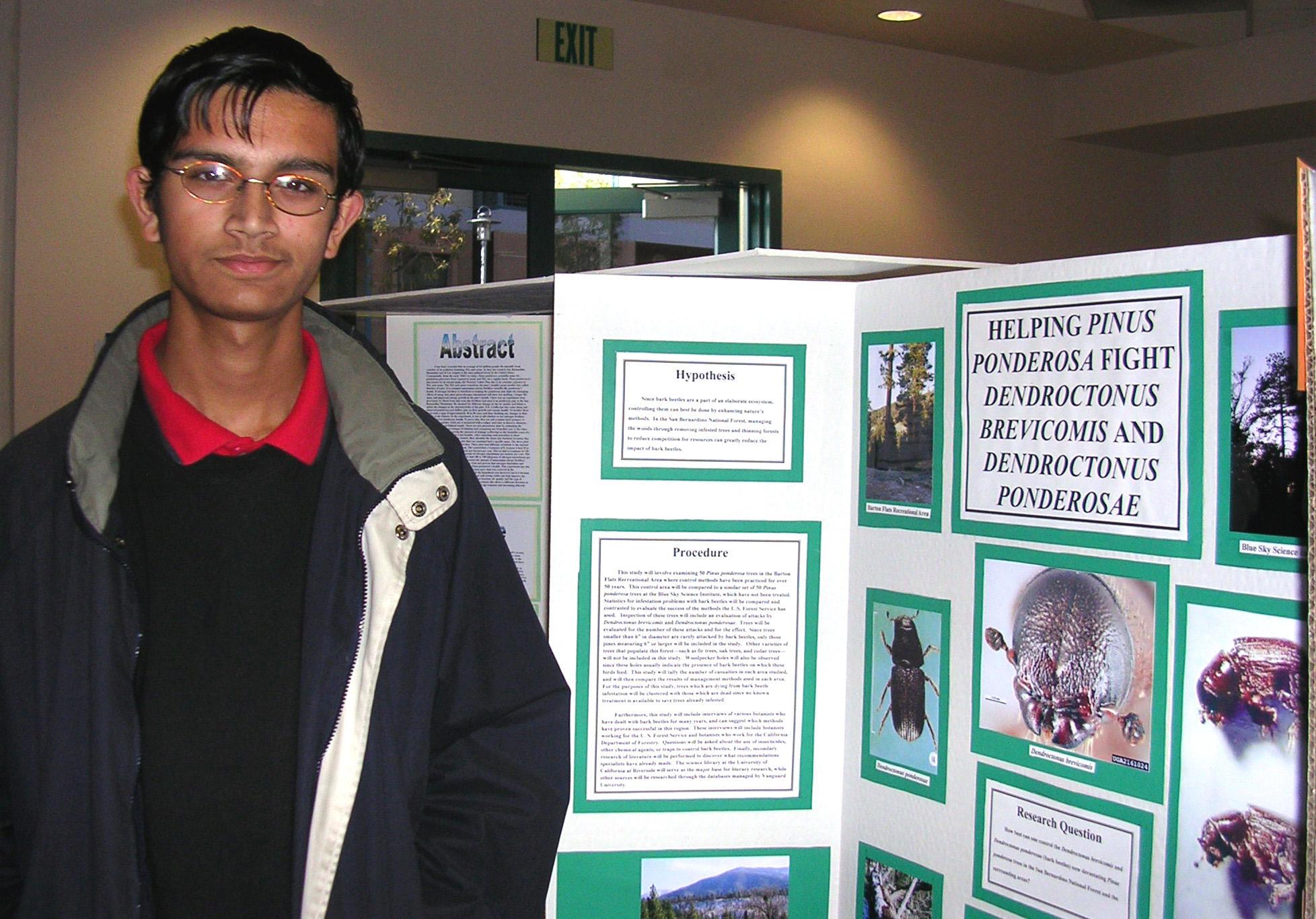 UCR Newsroom: Riverside Schools Hold Science Fair Feb. 12