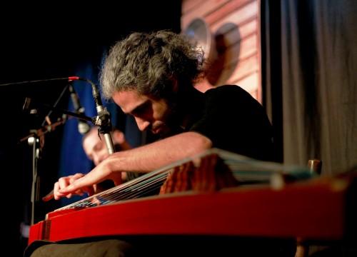Khneisser is a multi-instrumentalist. Source: Jad Safar