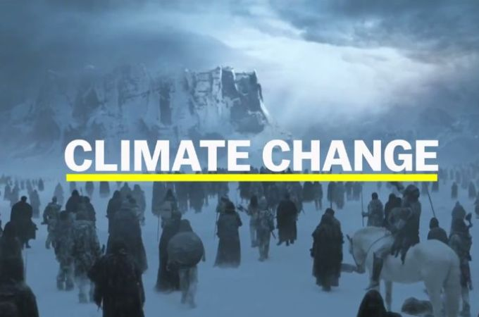 Is Game Of Thrones Secretly All About Climate Change