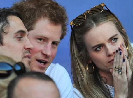 Принц Гарри встречался с Челси Дэви в течение семи лет в отношениях включения и выключения