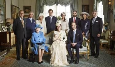 Королева Елизавета II Кейт Гарри
