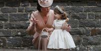 Шарлотта будет подружкой невесты на свадьбе своего дяди